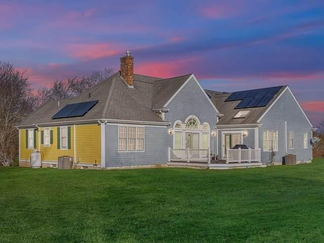 2 Highbridge Ln, Dartmouth, MA 02748 (MLS #72768552) :: Welchman Real Estate Group