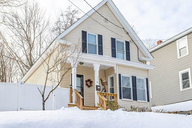 10 William Street, Fitchburg, MA 01420 (MLS #72768817) :: Conway Cityside