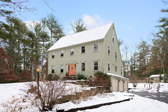 38 Deer Hill Ln, Carver, MA 02330 (MLS #72768942) :: Cosmopolitan Real Estate Inc.