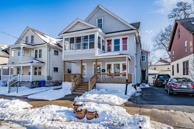 17-19 Crown St, Springfield, MA 01108 (MLS #72768980) :: Cosmopolitan Real Estate Inc.
