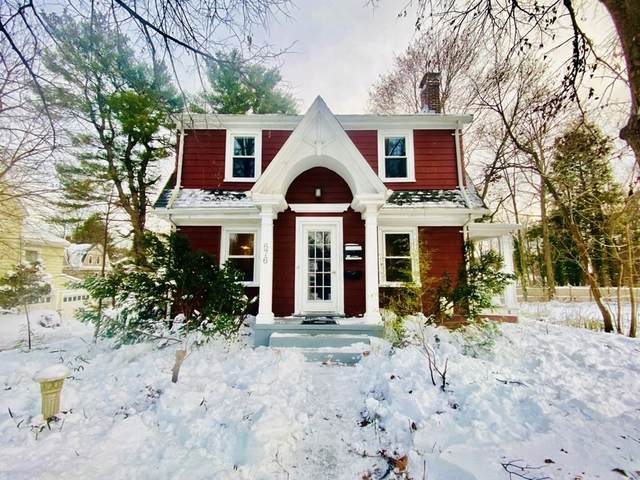 676 Worcester St, Wellesley, MA 02482 (MLS #72769054) :: The Gillach Group