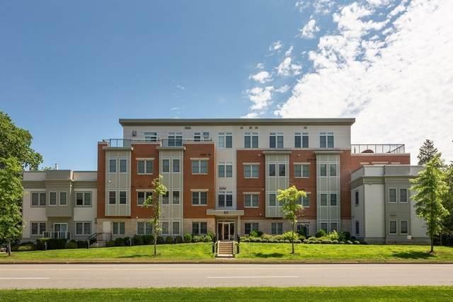 321 Hammond Pond Parkway #106, Brookline, MA 02467 (MLS #72769400) :: Conway Cityside