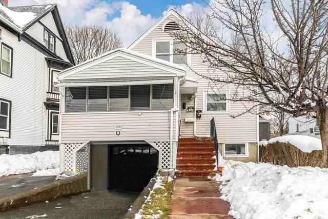 106 Laurel Street, Malden, MA 02148 (MLS #72769517) :: Cosmopolitan Real Estate Inc.
