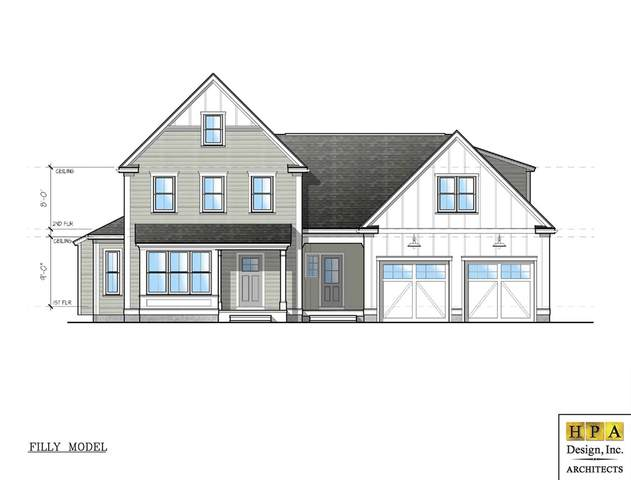 LOT Shire Way #18, North Attleboro, MA 02760 (MLS #72769808) :: Anytime Realty