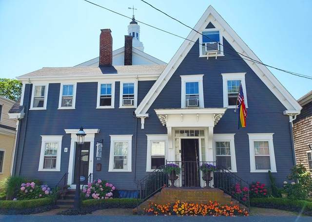 97 Bradford Street, Provincetown, MA 02657 (MLS #72769824) :: The Gillach Group