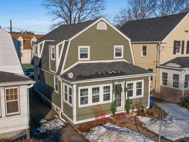 14 Bell St, Quincy, MA 02169 (MLS #72769916) :: Cosmopolitan Real Estate Inc.