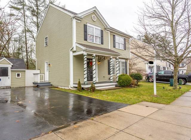 38 Stephanie Place, New Bedford, MA 02745 (MLS #72770282) :: Exit Realty