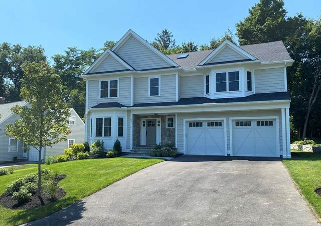 62 Radcliffe Rd, Belmont, MA 02478 (MLS #72770405) :: Cosmopolitan Real Estate Inc.