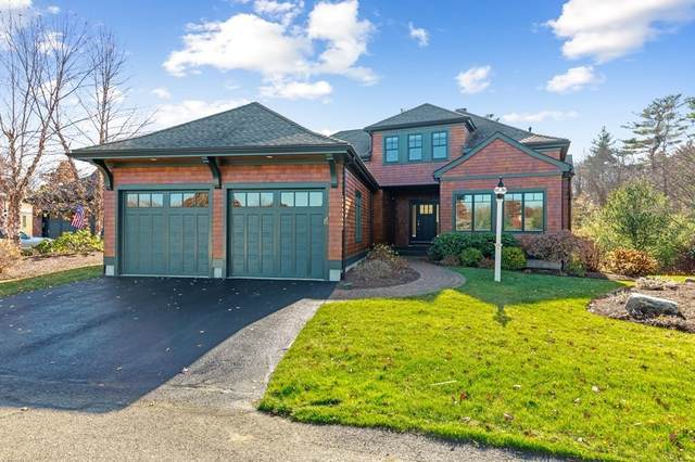 28 Raynor Dr., Hingham, MA 02043 (MLS #72771168) :: Cosmopolitan Real Estate Inc.