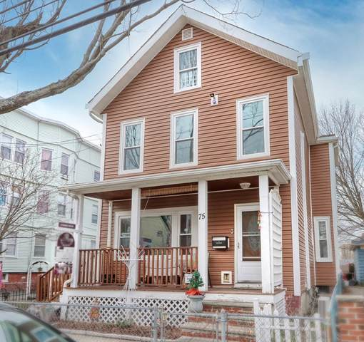 75 Marshall St, Somerville, MA 02145 (MLS #72771299) :: Trust Realty One