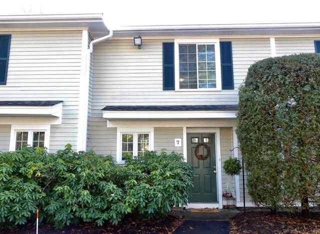 741 Washington #7, Easton, MA 02375 (MLS #72771306) :: Welchman Real Estate Group