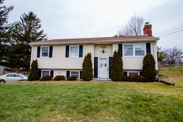 264 Dresser Hill Rd, Dudley, MA 01571 (MLS #72771416) :: Westcott Properties