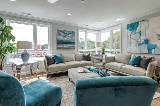 1400 Centre Street #404, Boston, MA 02131 (MLS #72771424) :: Cosmopolitan Real Estate Inc.