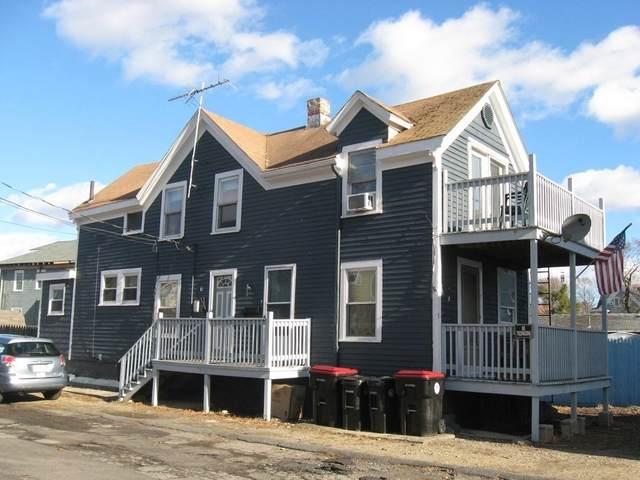 6 Stevens Ave., Brockton, MA 02301 (MLS #72771487) :: Welchman Real Estate Group