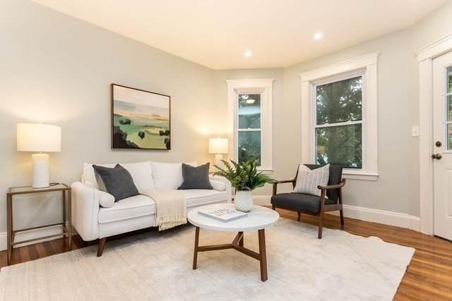 281 Belgrade Ave #2, Boston, MA 02131 (MLS #72771493) :: Cosmopolitan Real Estate Inc.