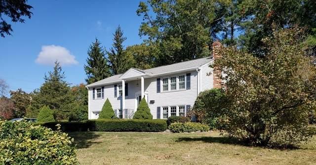 16 Blackington Rd, Foxboro, MA 02035 (MLS #72771818) :: Cosmopolitan Real Estate Inc.