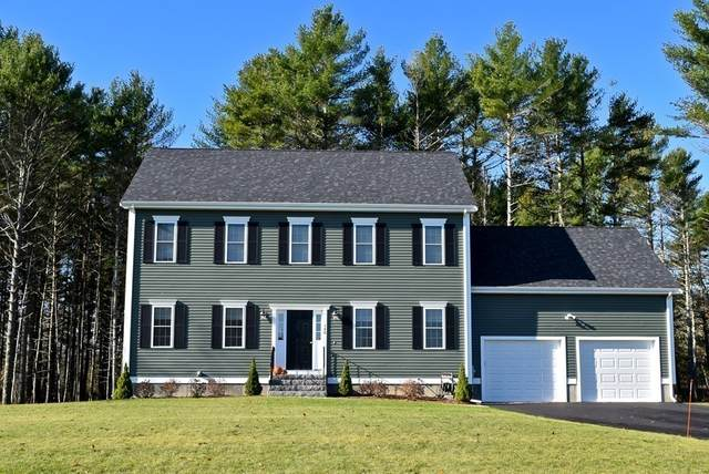 Lot 62/232 Forbes Rd., Rochester, MA 02770 (MLS #72771892) :: Parrott Realty Group