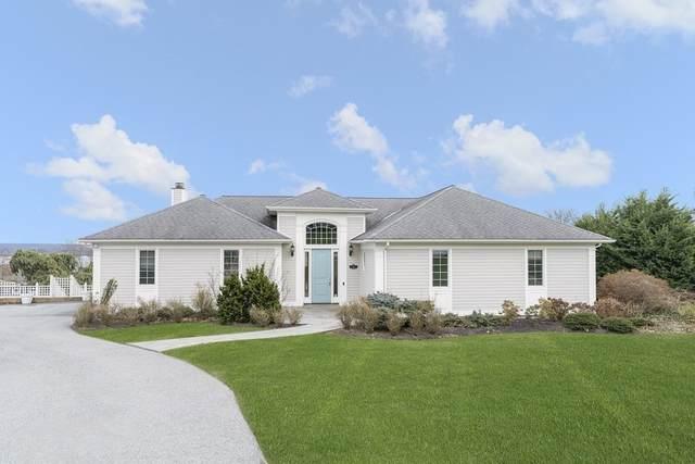 96 Adams Drive, Portsmouth, RI 02871 (MLS #72771946) :: Cosmopolitan Real Estate Inc.