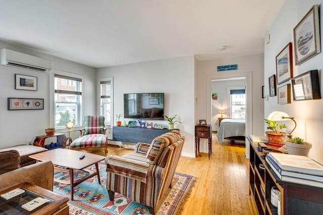 47R Franklin #1, Somerville, MA 02145 (MLS #72771993) :: Cosmopolitan Real Estate Inc.