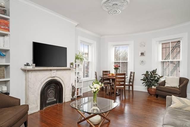 748 Tremont Street #3, Boston, MA 02118 (MLS #72772028) :: Charlesgate Realty Group