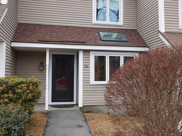 68 Pleasant St #28, Oxford, MA 01537 (MLS #72772080) :: Welchman Real Estate Group
