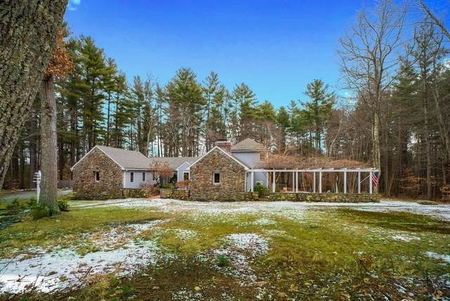 43 Noonhill Rd, Medfield, MA 02052 (MLS #72772110) :: Trust Realty One
