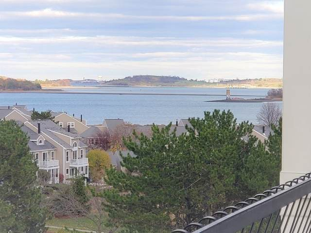 100 Marina Dr #511, Quincy, MA 02171 (MLS #72772153) :: RE/MAX Vantage