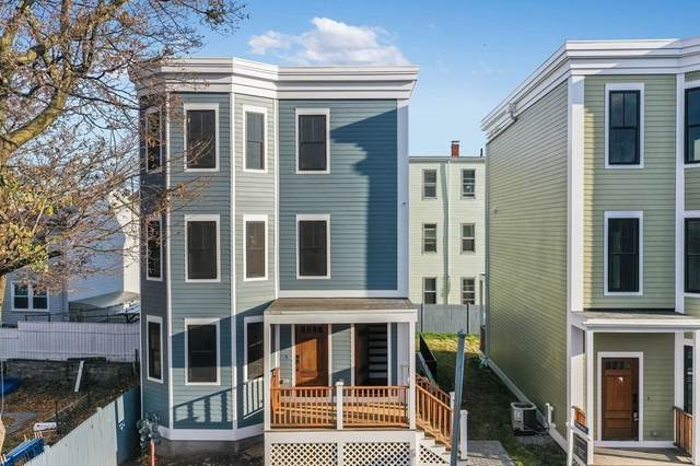 3 Royce Place #1, Somerville, MA 02145 (MLS #72772205) :: Cosmopolitan Real Estate Inc.