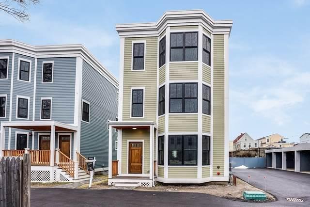 3 Royce Place #3, Somerville, MA 02145 (MLS #72772207) :: Cosmopolitan Real Estate Inc.