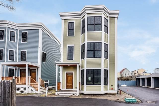 3 Royce Place #3, Somerville, MA 02145 (MLS #72772208) :: Cosmopolitan Real Estate Inc.