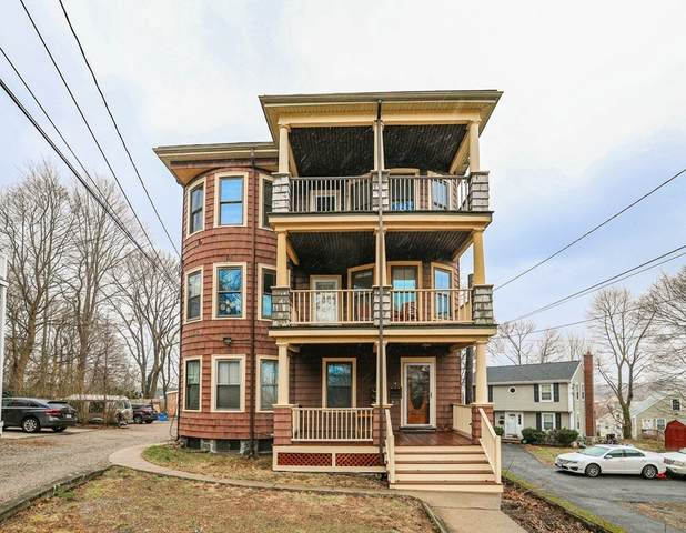 8 Pine St #3, Boston, MA 02136 (MLS #72772316) :: Exit Realty