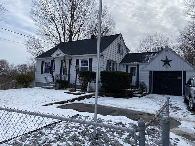 12 Capone St, Fitchburg, MA 01420 (MLS #72772380) :: Cosmopolitan Real Estate Inc.