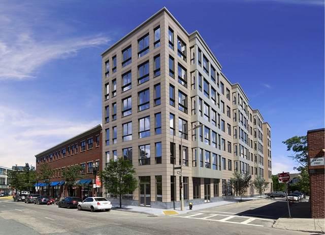 10 Taber Street #301, Boston, MA 02119 (MLS #72772566) :: Exit Realty