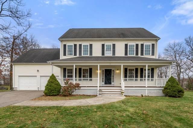 7 Edgewood Dr, Plainville, MA 02762 (MLS #72772645) :: Cosmopolitan Real Estate Inc.