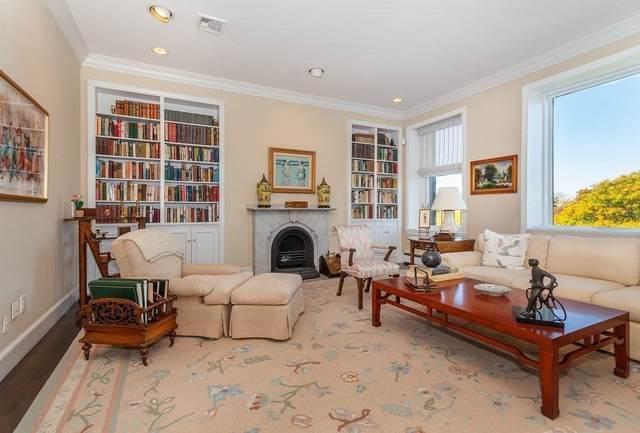 122 Beacon Street 4 / 1, Boston, MA 02116 (MLS #72772652) :: Charlesgate Realty Group