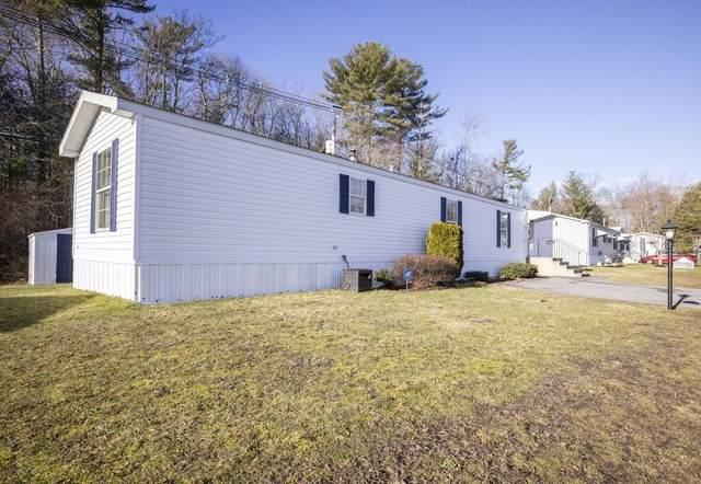 42 Tucker Terrace, Raynham, MA 02767 (MLS #72772693) :: Cosmopolitan Real Estate Inc.