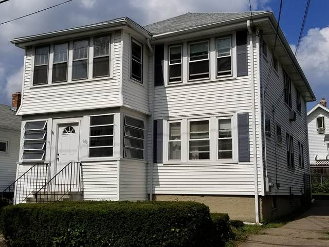 98-100 Colby Rd, Quincy, MA 02171 (MLS #72772698) :: Welchman Real Estate Group
