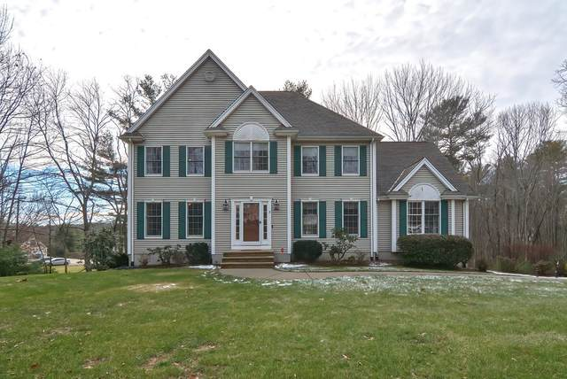 5 Hillside Dr, Wrentham, MA 02093 (MLS #72772741) :: Exit Realty