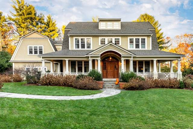 63 Riverbend Lane, Needham, MA 02492 (MLS #72772773) :: Cosmopolitan Real Estate Inc.