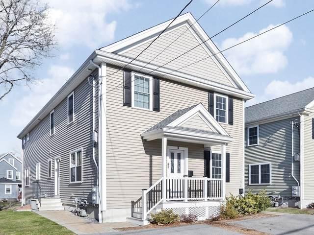 78 Ash Street #1, Waltham, MA 02453 (MLS #72772894) :: Conway Cityside