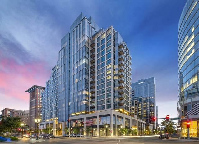 133 Seaport Boulevard #1012, Boston, MA 02210 (MLS #72772938) :: Cosmopolitan Real Estate Inc.