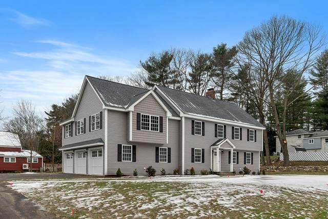 2 Carriage Hill Rd, Andover, MA 01810 (MLS #72773017) :: DNA Realty Group
