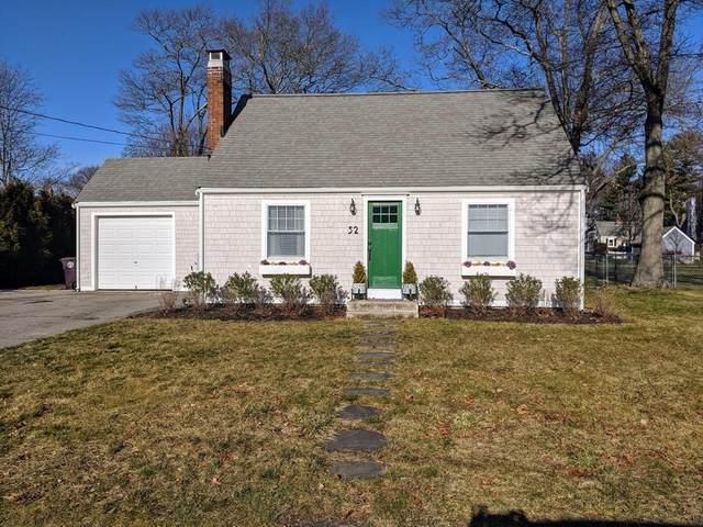 52 Browning Street, Weymouth, MA 02188 (MLS #72773024) :: Cosmopolitan Real Estate Inc.