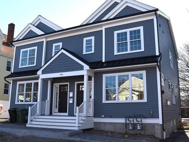 764 Belmont Street #1, Watertown, MA 02472 (MLS #72773102) :: Conway Cityside