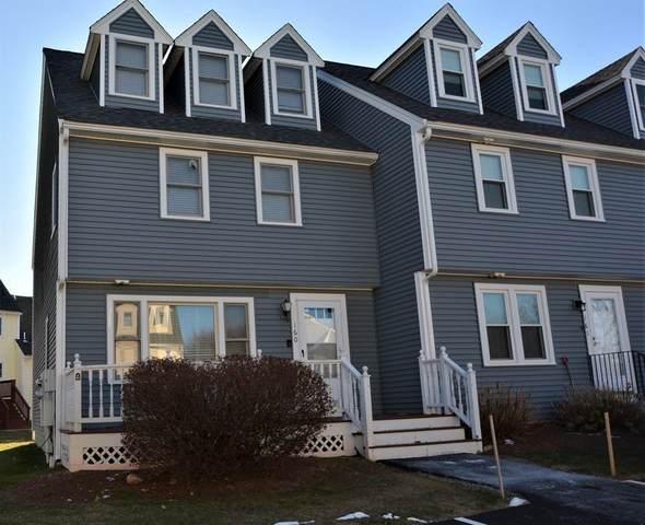160 Merrimack Meadows Lane #160, Tewksbury, MA 01876 (MLS #72773265) :: Welchman Real Estate Group