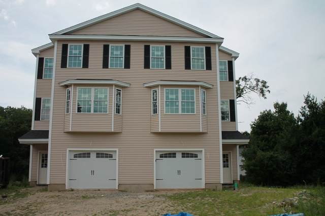 1 Alan R Gerrish Dr #1, Woburn, MA 01801 (MLS #72773292) :: Welchman Real Estate Group