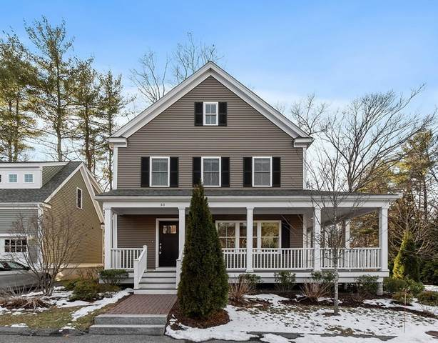 50 Shaw Farm #50, Concord, MA 01742 (MLS #72773391) :: Dot Collection at Access
