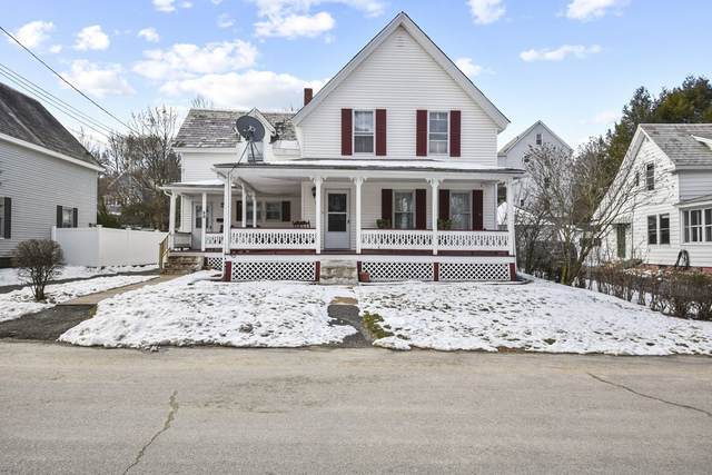 90 Albee St, Fitchburg, MA 01420 (MLS #72773413) :: Re/Max Patriot Realty