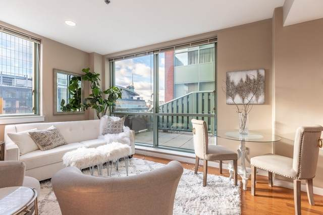 234 Causeway St #721, Boston, MA 02114 (MLS #72773432) :: Dot Collection at Access