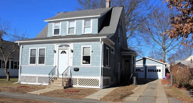 87 Upham St., Lowell, MA 01851 (MLS #72773590) :: Parrott Realty Group